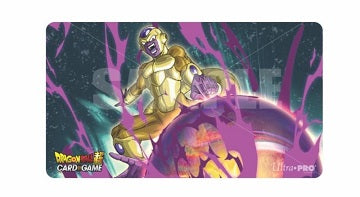Dragon Ball Super: Golden Frieza Playmat