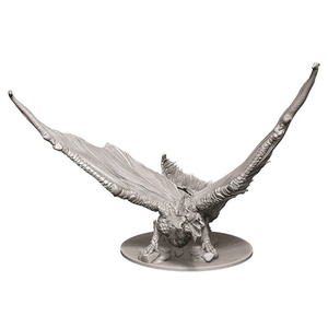 D&D Figure: Young Brass Dragon