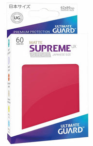 Ultimate Guard: Sup Jap UX Matte Red
