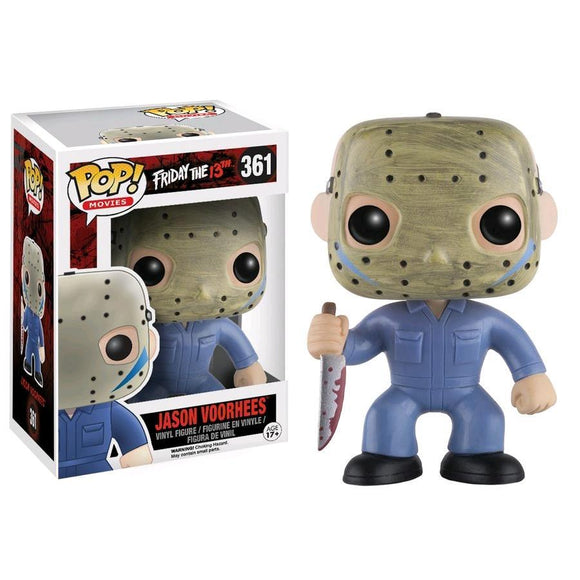 POP! Friday 13th: Jason Voorhees EX