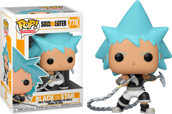 POP! Soul Eater: Black Star