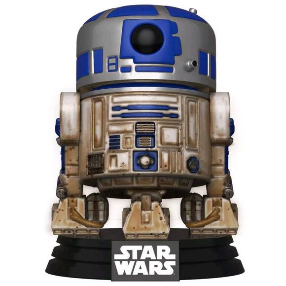 POP! Star Wars: R2-D2 Dagobah