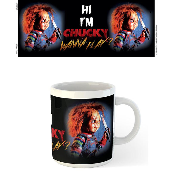 MUG: Childs Play -Hi Im Chucky