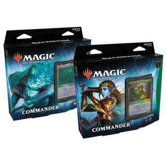 Magic TG: Kaldheim Commander Deck
