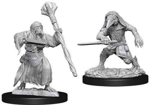 D&D Figure: Kenku Adventurers