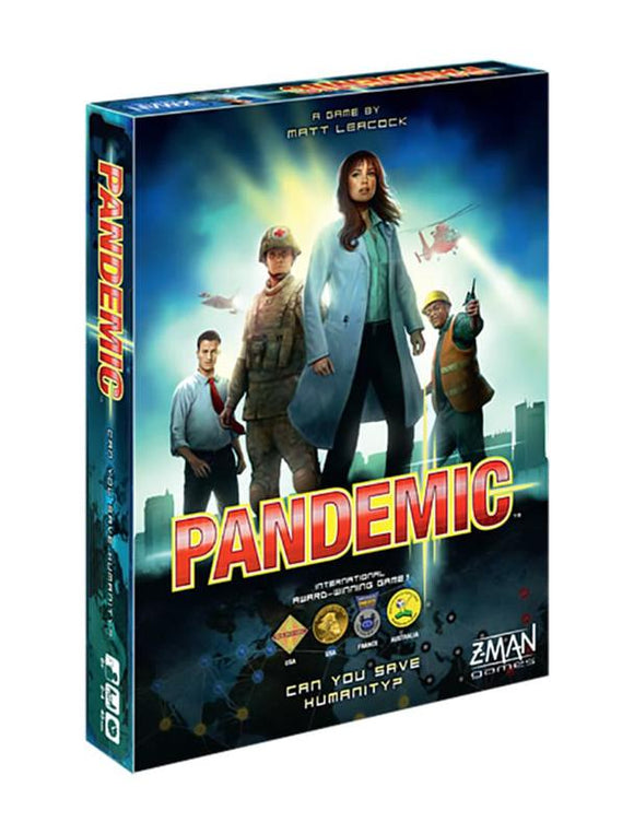 Pandemic 2013 [Board Game]
