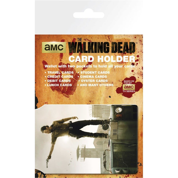 Card Holder: The Walking Dead