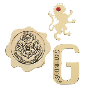 Lapel Pin Set: Harry Potter Gryffindor