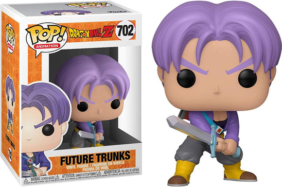 POP! Dragonball Z: Trunks 2019