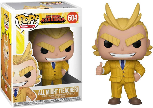 POP! My Hero Academia: All Might Teacher