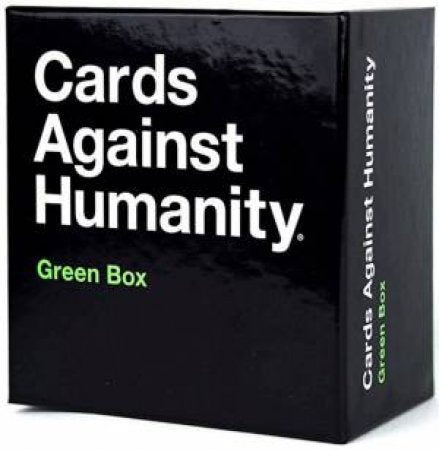 Cards Against Humanity [Green Box]