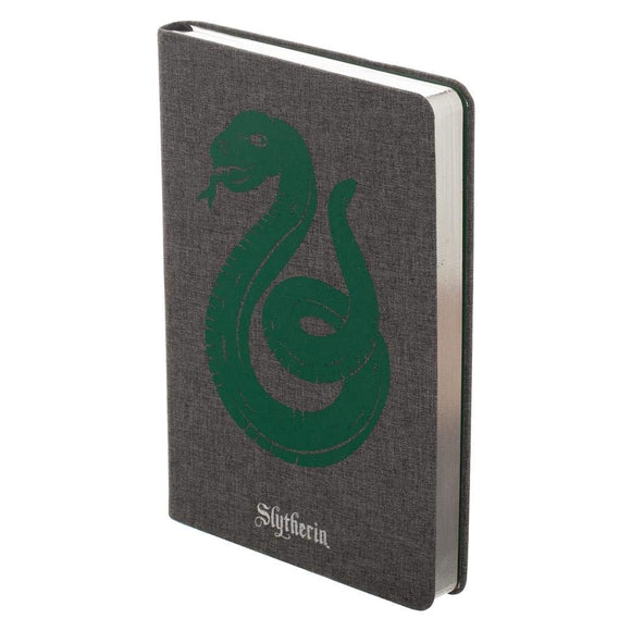 Harry Potter Felt Journal Slytherin