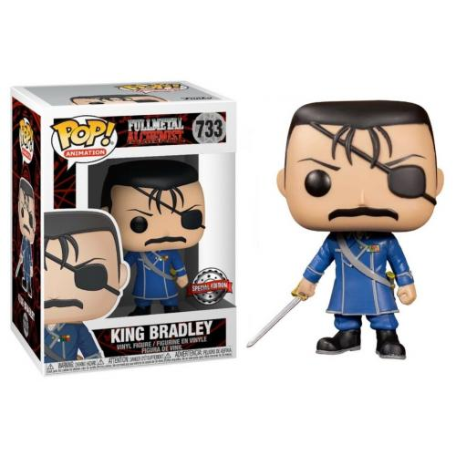 POP! FMA: King Bradley