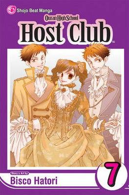 Ouran High School Host Club: Vol. 7