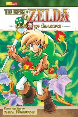 The Legend of Zelda: OOS Vol. 4