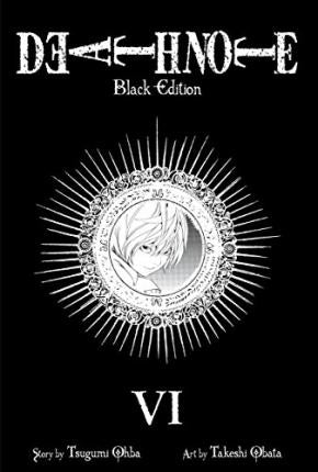 Death Note Black Edition, Vol 06