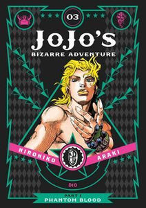 JoJo's: Part 1 Phantom Blood Vol.03