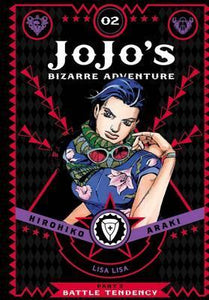 JoJo's: Part 2 Battle Tendency, Vol. 2