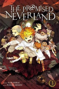 Promised Neverland: Vol. 03