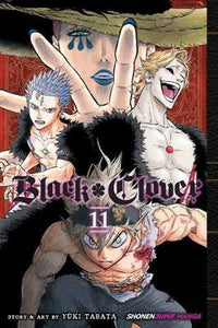 Black Clover: Vol 11