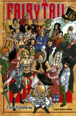 Fairy Tail, Vol 06