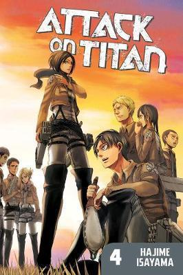 Attack On Titan, Vol 04