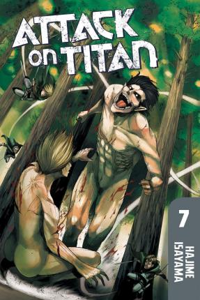 Attack On Titan, Vol 07