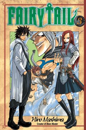 Fairy Tail, Vol 03