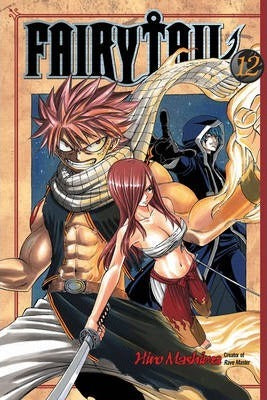 Fairy Tail, Vol 12