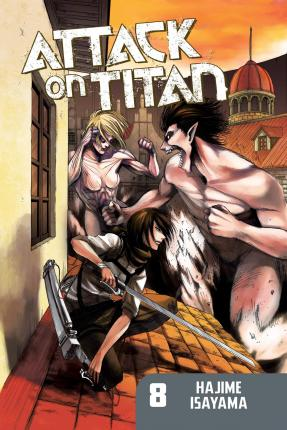 Attack on Titan, Vol 08