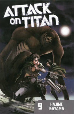 Attack On Titan, Vol 09