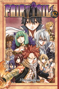 Fairy Tail, Vol 52