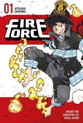 Fire Force, Vol 01