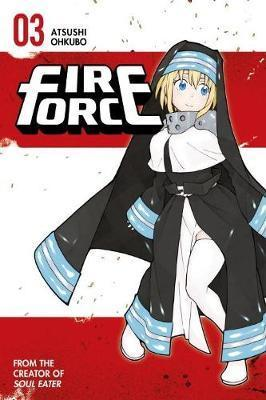Fire Force, Vol 03