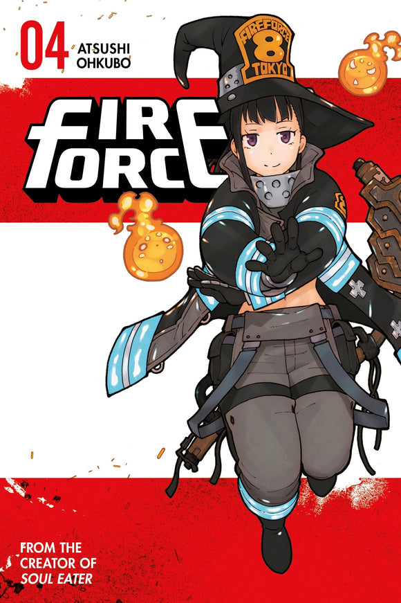 Fire Force, Vol 04