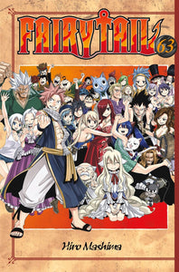 Fairy Tail, Vol 63