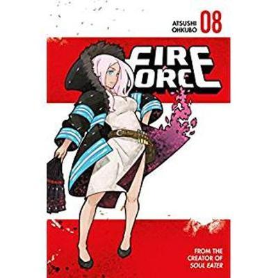Fire Force, Vol 08