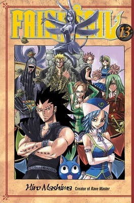 Fairy Tail, Vol 13