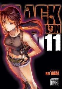 Black Lagoon: Vol 11