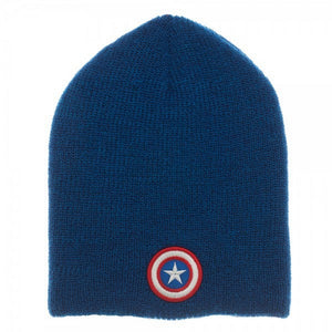 Civil War: CA/Ironman Rev Slouch Beanie