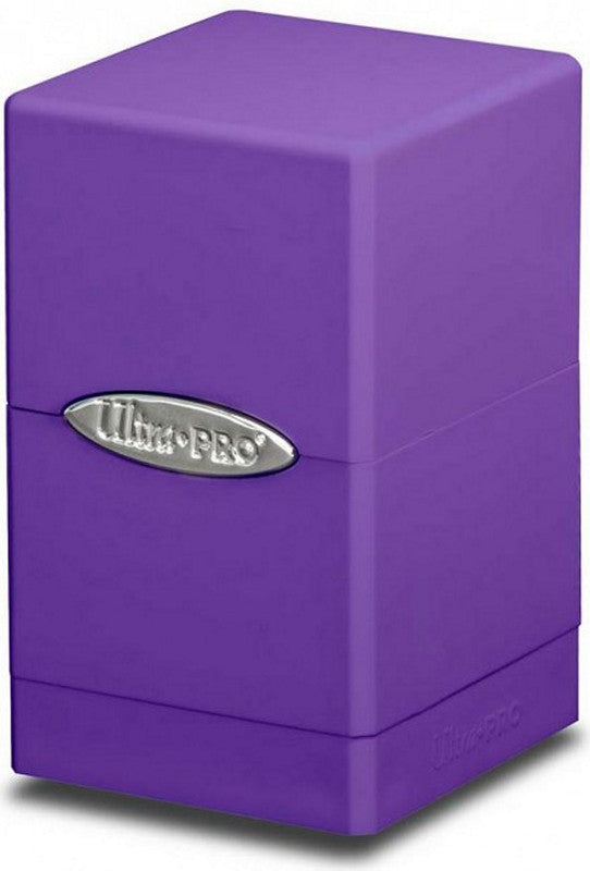 Deck Box Tower: Purple