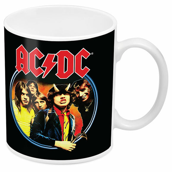 Mug: ACDC Highway to Hell
