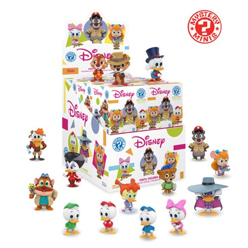 Mystery Minis: Disney Afternoons