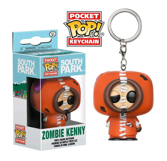 POP! Keychain: South Park - Zombie Kenny