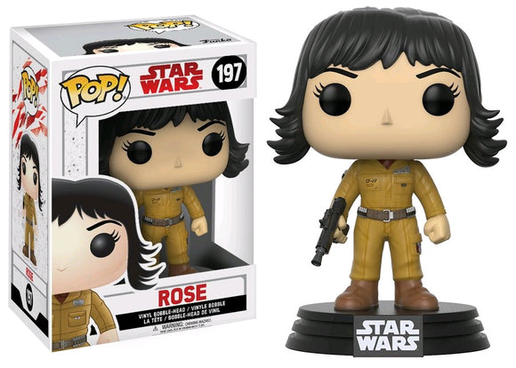 POP! Star Wars EP8: Rose