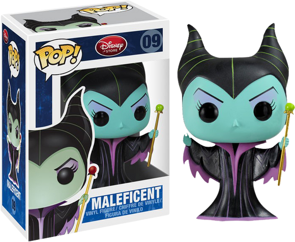 POP! Sleeping Beauty: Maleficent