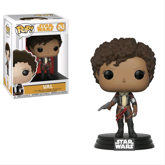 POP! Star Wars Solo: Val