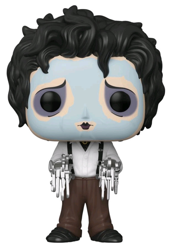 POP! Edward Scissorhands Edward Purple