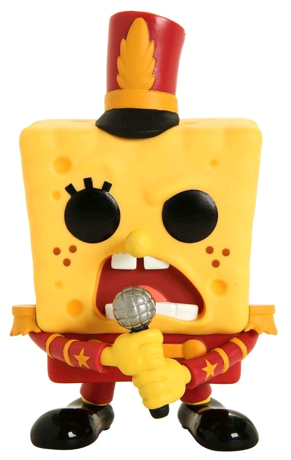 POP! Spongebob: Spongebob w/Band