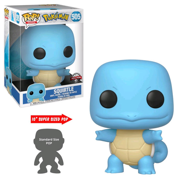 POP! Pokemon - Squirtle 10